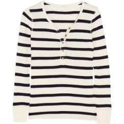 Navy Blue Stripes, Always Classic