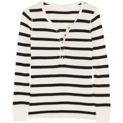 Navy Blue Stripes, Always Classic