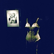 Cone Bra Corset, worn by Madonna herself!