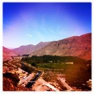 Our tour through the Elqui Valley...