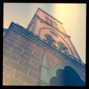 Church shots.