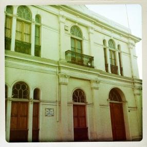 La Serena Buildings...