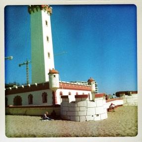 El Faro at La Serena, The Lighthouse