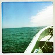 Serene at Sea