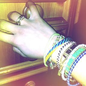 Bracelets, Mix'n'Match