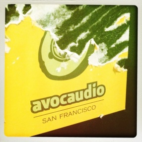 "I LOVE avocados. And I must find out what an ""avocaudio"" is!!!??"