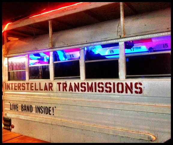 Interstellar Transmissions