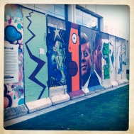 Berlin Wall At 5900 Wilshire Blvd.