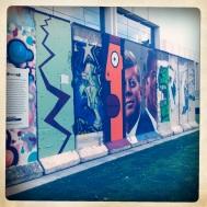 Berlin Wall At 5900 Wilshire Blvd.
