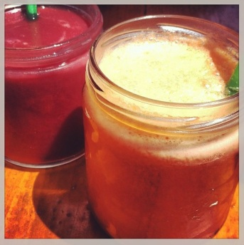 Fresh Pressed Juices in Venice, from Kreation Kafe