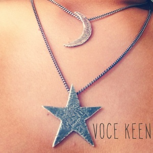 Custom Star Necklace by Voce Keen, SF