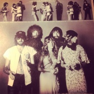 Fleetwood Mac Record Cover