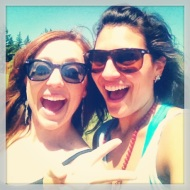 Lovely Caroline & I