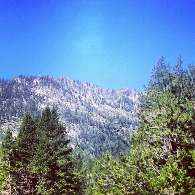 Tahoe Peaks