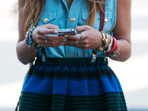 Denim, Suspenders, Skirt & Fun Accessories
