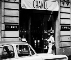 Storefront on 31 Rue Cambon