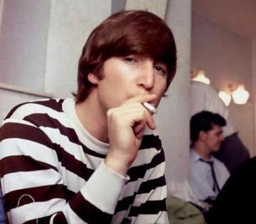 Stylish Stripes & Cig