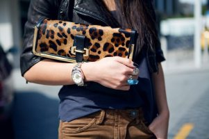 Black & Brown & Leopard