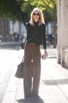 Rich Caramel Brown Trousers