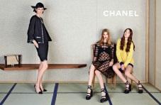 Spring 2013, Karl Lagerfeld