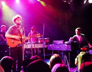 Jose Gonzalez & Band
