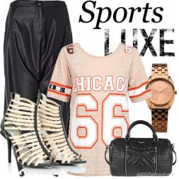 Imaginative Sporty Stylings
