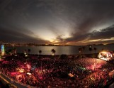Treasure Island Music Festival, Bird's View, photo by Jay Blakest