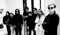 Velvet Underground with Nico & Warhol