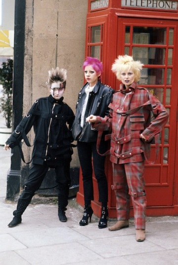 In London, Punk Tartan '77